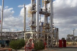 Central Oil Refineries Pty Limited
